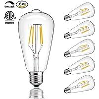 CMYK® 4W E27 Bombilla LED, incandescente equivalente 40W