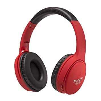Buy Yesido Wireless Bluetooth Headphones With Mic On Ear Headphones For All Mobile Online At Low Prices In India Amazon In