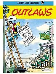 Lucky Luke, Tome 47 : Outlaws