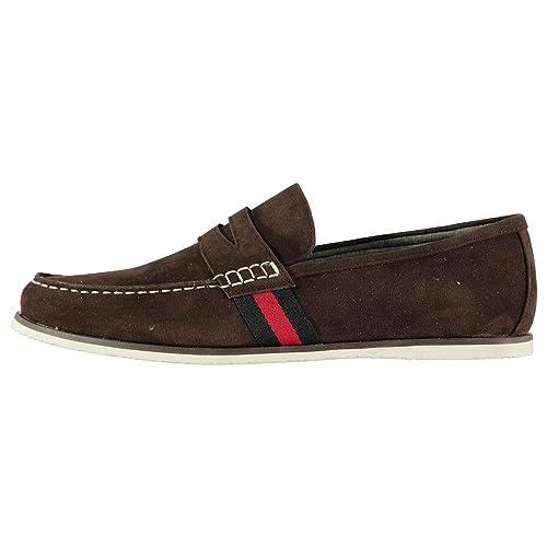 Soviet Hombre Zapatillas Estilo Mocasines: Amazon.es: Zapatos y complementos
