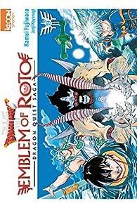 Dragon Quest, Emblem of Roto, tome 19 par Kamui Fujiwara