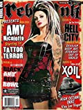 Rebel Ink Magazine 2013 Issue 20 AMY NICOLETTO Cover, France's Loic 'XOIL Lavenu, Danielle Colby, Lucy Logan