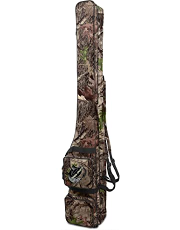 Spro Rutentasche Rutenfutteral Semi-Hard Big Belly Rod Case Black 130cm