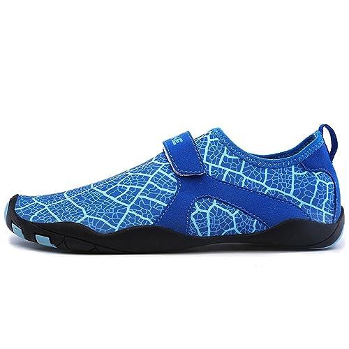 XIGUAFR Zapatillas Para el Agua de Lona Unisex Adulto: Amazon.es: Zapatos y complementos
