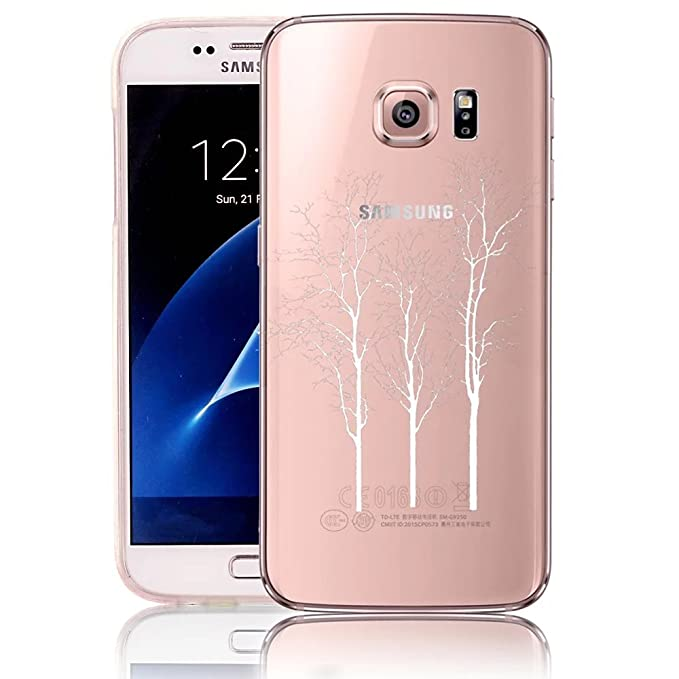 64 opinioni per Vandot Samsung Galaxy S6EDGE Case Samsung Galaxy S6EDGE Cover Protezione TPU