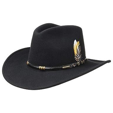 e62d46388 Stetson Buffalo VitaFelt Western Hat Women/Men | Made in USA outdoor ...