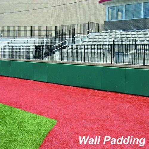 フィールド壁Padding ( 120 in。w x 48で。H ( 60 lbs。) )