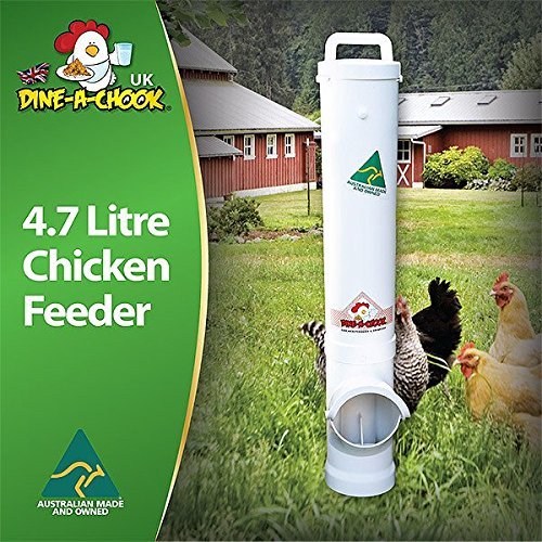 Dine a Chook 4.7 Litre Chicken Feeder