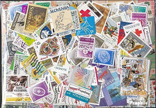 Slovenia 700 Different Stamps with jugoslawischen Expenditure for Slovenia Out 1919 (Stamps for Collectors)