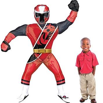 Amscan International - 3440201 Power Rangers Ninja Acero ...