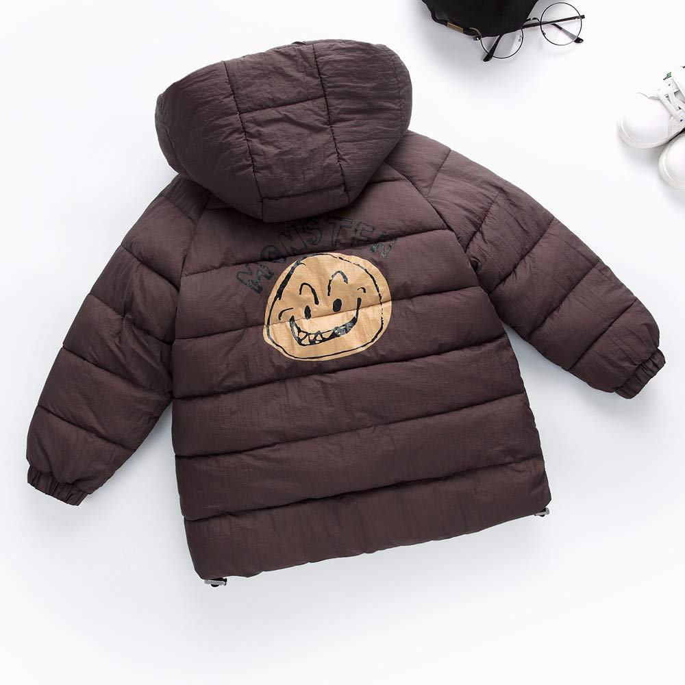 Memela Baby Clothes,Kids Coat Active Quilt Lined Jacket Thick Coat Padded Winter Jacket Clothes