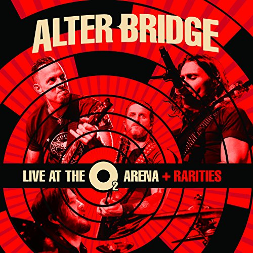 Alter Bridge - Live At The O2 Arena And Rarities - 3CD - FLAC - 2017 - FORSAKEN Download