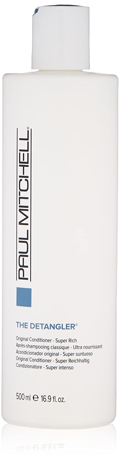 Paul Mitchell The Detangler, Super Rich Conditioner, 16.9-ounce 0009531113555