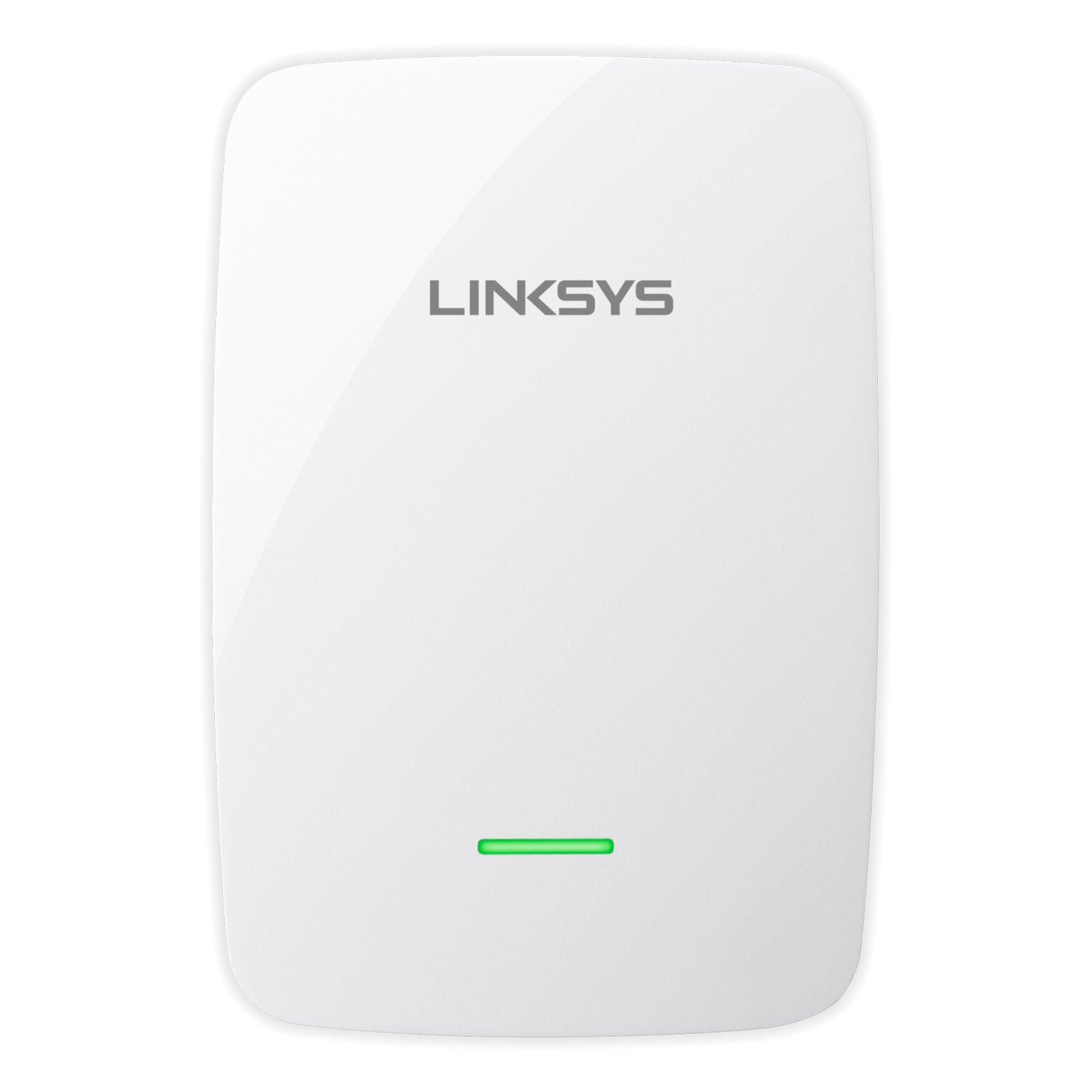 Linksys N600 Pro Dual-Band WiFi Range Extender by Linksys