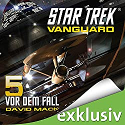 Star Trek. Vor dem Fall (Vanguard 5)