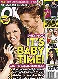 Robert Pattinson & Kristen Stewart l Leah Messer & Jeremy Calvert (Teen Mom) l Kourtney Kardashian - July 9, 2012 OK!