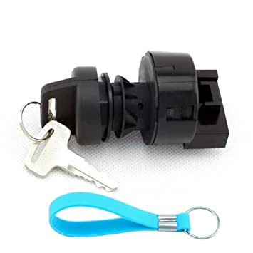 QAZAKY Ignition Key Switch For Polaris Sportsman 550 570 EPS EFI Forest Touring XP X2 HD SP 4011142