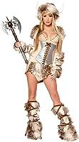 LOSTSS Costumes Women Cosplay Costume Cosplay Female Viking Warrior Costume