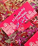 Naughty Pecker Willy Confetti Bachelorette Decoration Bachelor Party Wedding (20 PACK)