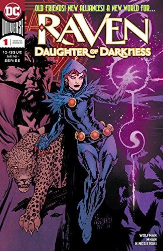 Raven: Daughter of Darkness (2018-) #1 (Comics Dc Raven)
