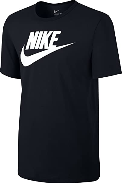 prezzo abbordabile ultimo design bello design Nike Icon Futura Men's Sports T-shirt: MainApps: Amazon.co.uk ...