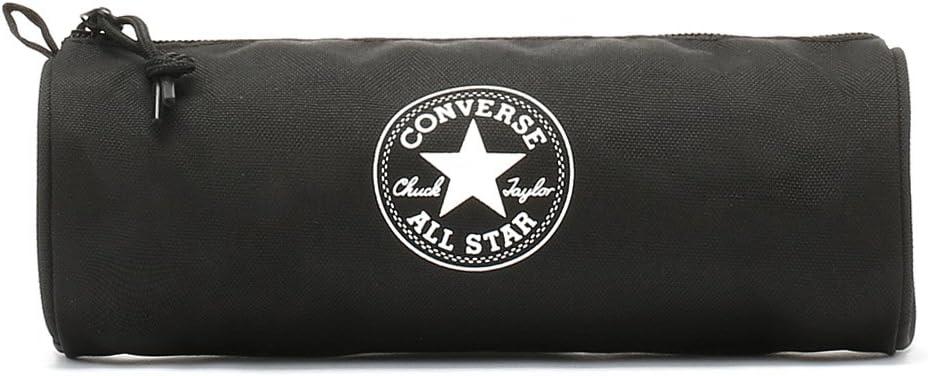 Converse 2019 Estuches, 19 cm, 0.8 litros, Negro
