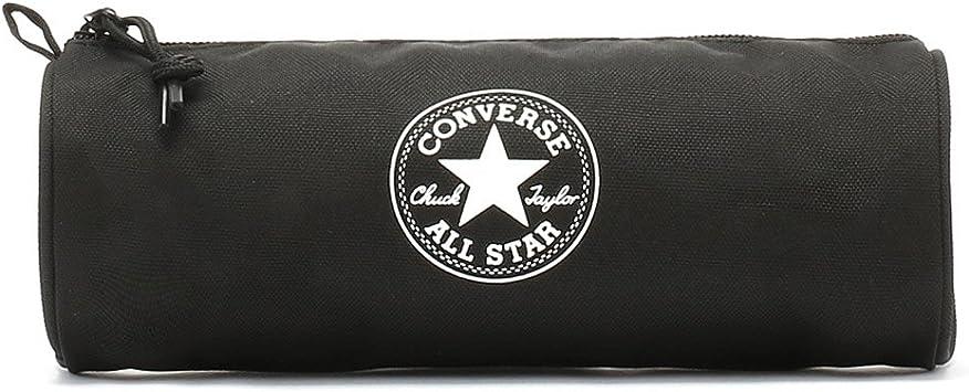 Converse 2019 Estuches, 19 cm, 0.8 litros, Negro: Amazon.es: Equipaje