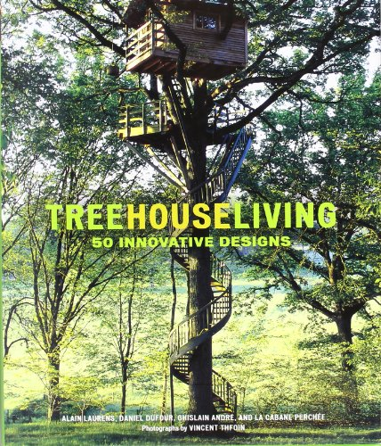 [FREE] Treehouse Living: 50 Innovative Designs KINDLE