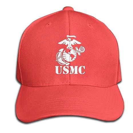 Bikofhd Eagle Globe Anchor USMC Marine Corps Mens Sandwich Cap ...