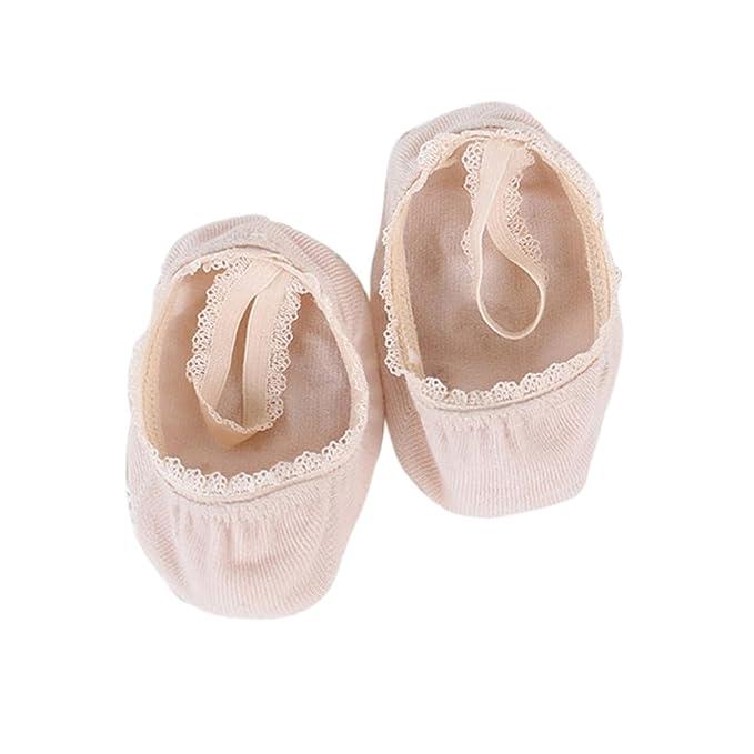 Brightup Calcetines para bebés Calcetines invisibles para niños Calcetines de algodón para niñas: Amazon.es: Ropa y accesorios