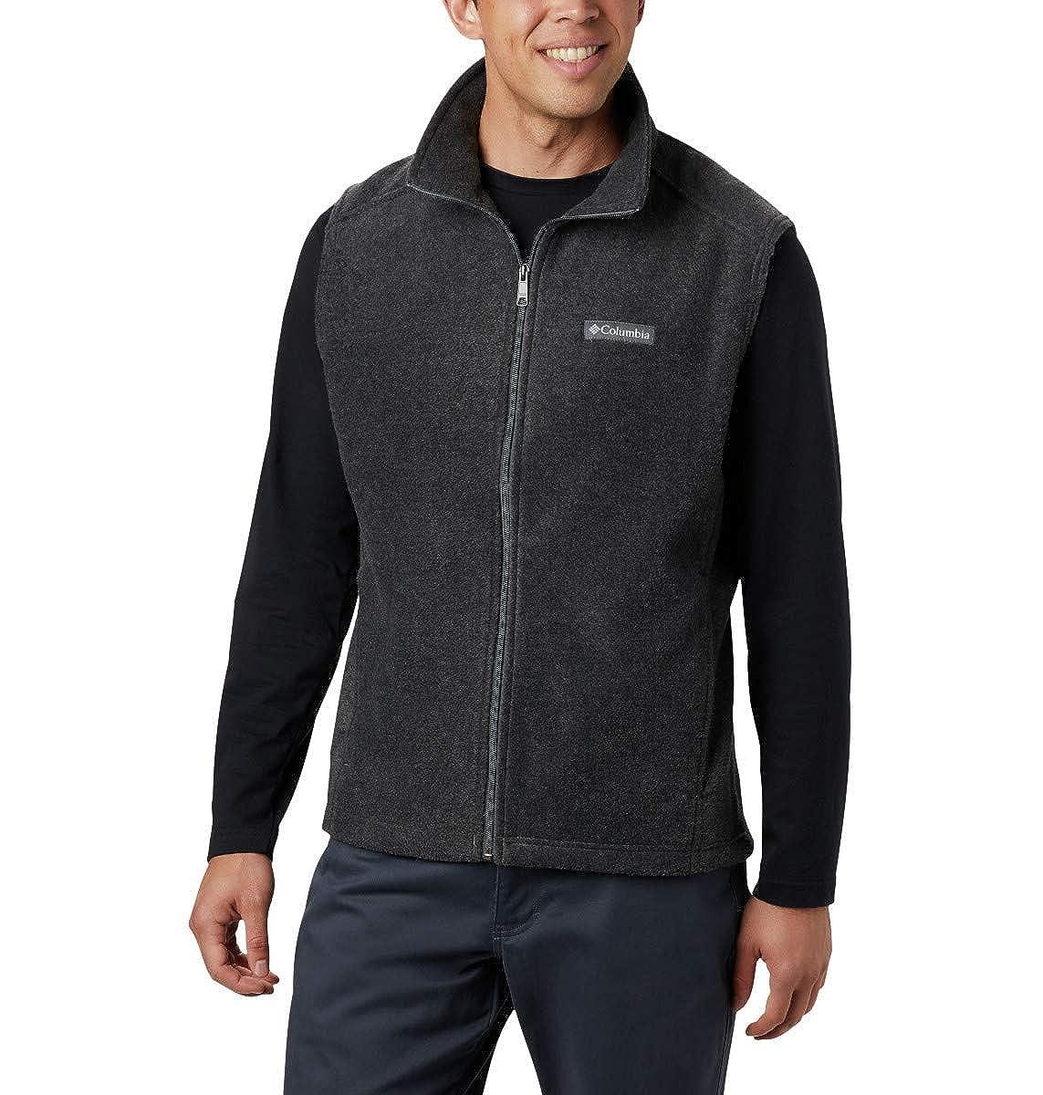 Columbia Mens Big /& Tall Cascades Explorer Full Zip Midweight Fleece Jacket