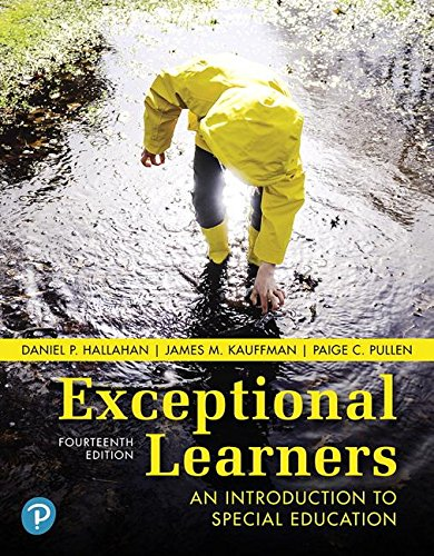 Exceptional Learners: An Introduction to Special Education plus MyLab Education with Pearson eText -- Access Card Package (14th Edition) (What's New in Special Education) (Special Edition Cards)