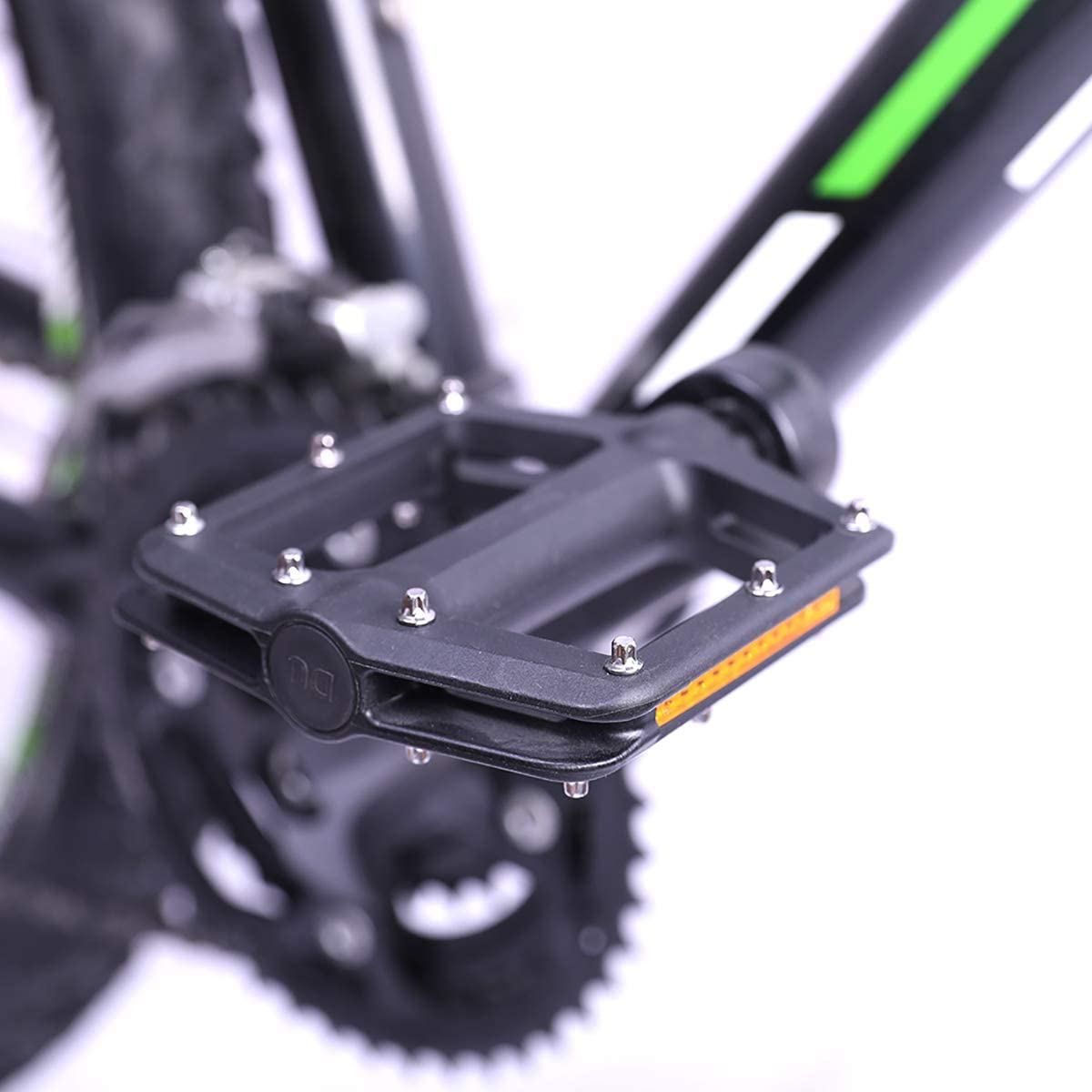 1 Pair Mountian Bike Pedals Polyamide Bike Pedals For BMX Road MTB Bicycle