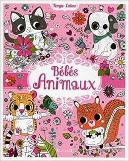 Bébés Animaux Coloriages Amazonfr Stéphanie Rousseau Livres