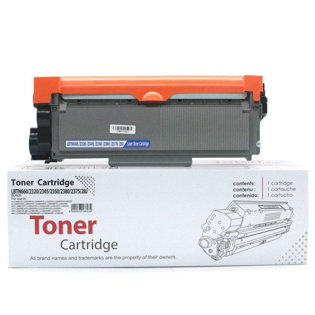 Papel láser cartucho de tóner compatible para Brother TN660 TN630 ...