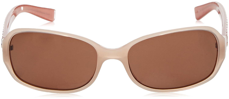 Womens GU7257_N33 Sunglasses, Orange (Rosa), 59 Guess