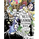 The Neil Gaiman Coloring Book: Coloring Book for Adults and Kids to Share