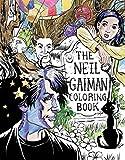 The Neil Gaiman Coloring Book