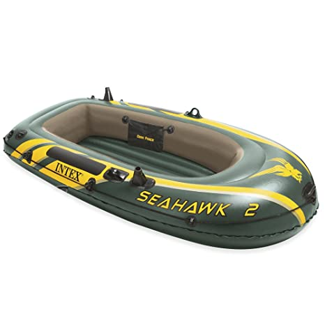 Intex Seahawk - Barco hinchable, 236 x 114 x 41 cm: Amazon.es ...
