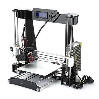 Anet A8 Impresora 3d Kits, DIY 3d printer con MK8 Extrusora ...