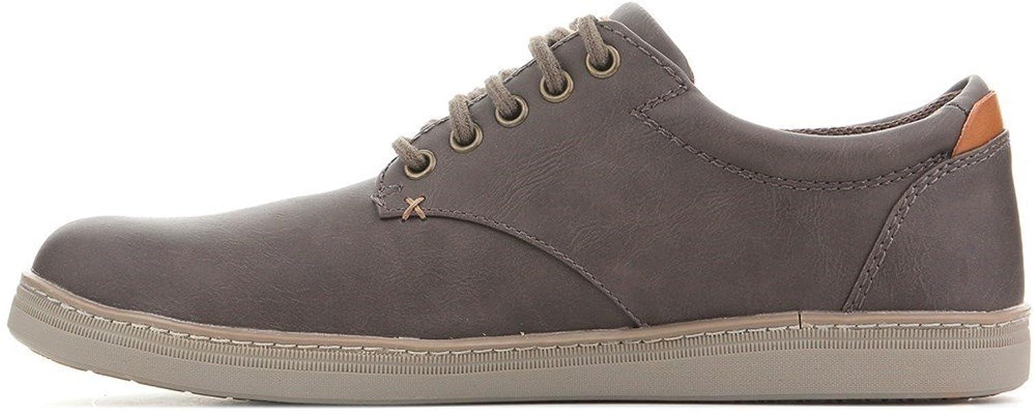solamente Sedante Descolorar  SKECHERS 65272-CHAR BROWN Size 41: Amazon.co.uk: Shoes & Bags