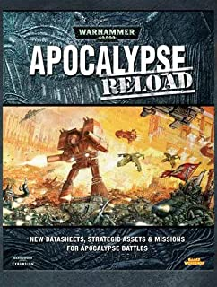 Apocalypse Cataclysmic Battles in the 41st Millennium: Games