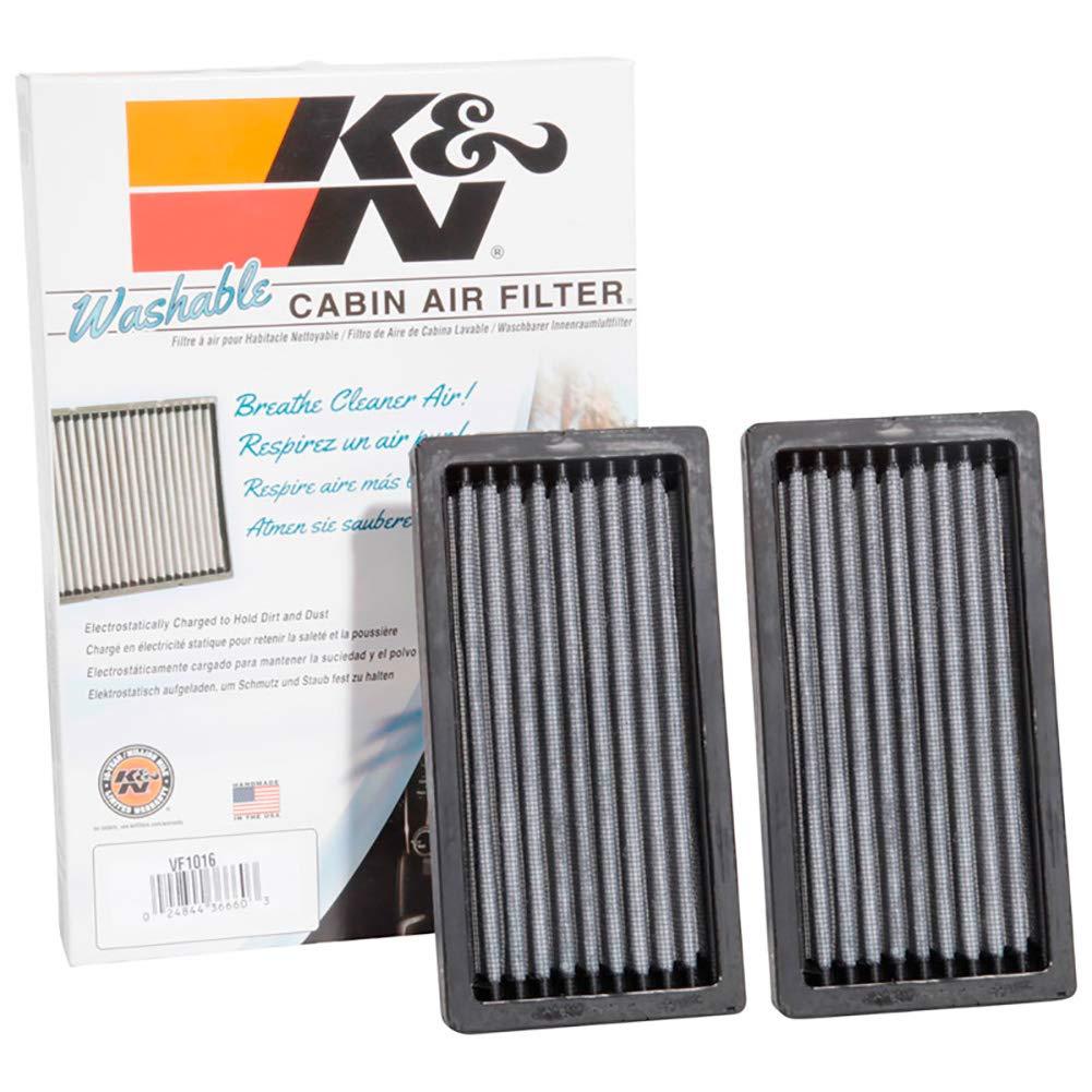 K /& N VF2000/Filtro de Aire del Habit/áculo Coche