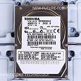 Toshiba MK8026GAX 80GB 5400 RPM 16MB Buffer ATA/IDE 100 Ultra 44-pin 2.5 Inch 9.5mm Slimline Notebook Hard Drive. , New Item