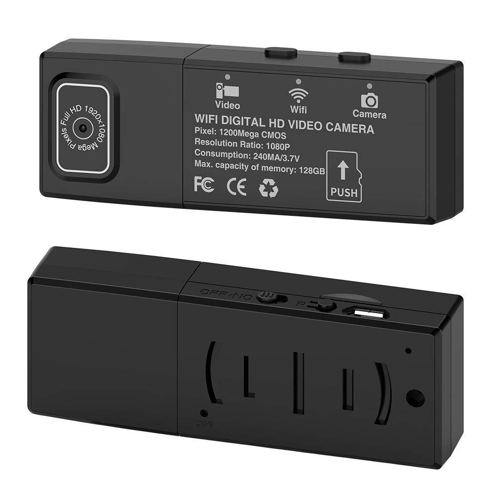 Rosepoem Cámara De Vigilancia Inalámbrica De WiFi HD, Sensor De Movimiento Dual De La Cámara De DIY De La Visión Nocturna 4K / 2K / 1080P / 720P: Amazon.es: ...
