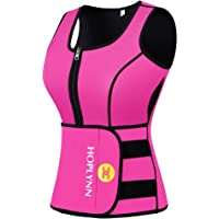 HOPLYNN Sweat Vest for Women, Neoprene Sauna Waist Trainer Vest for Weight Loss Women