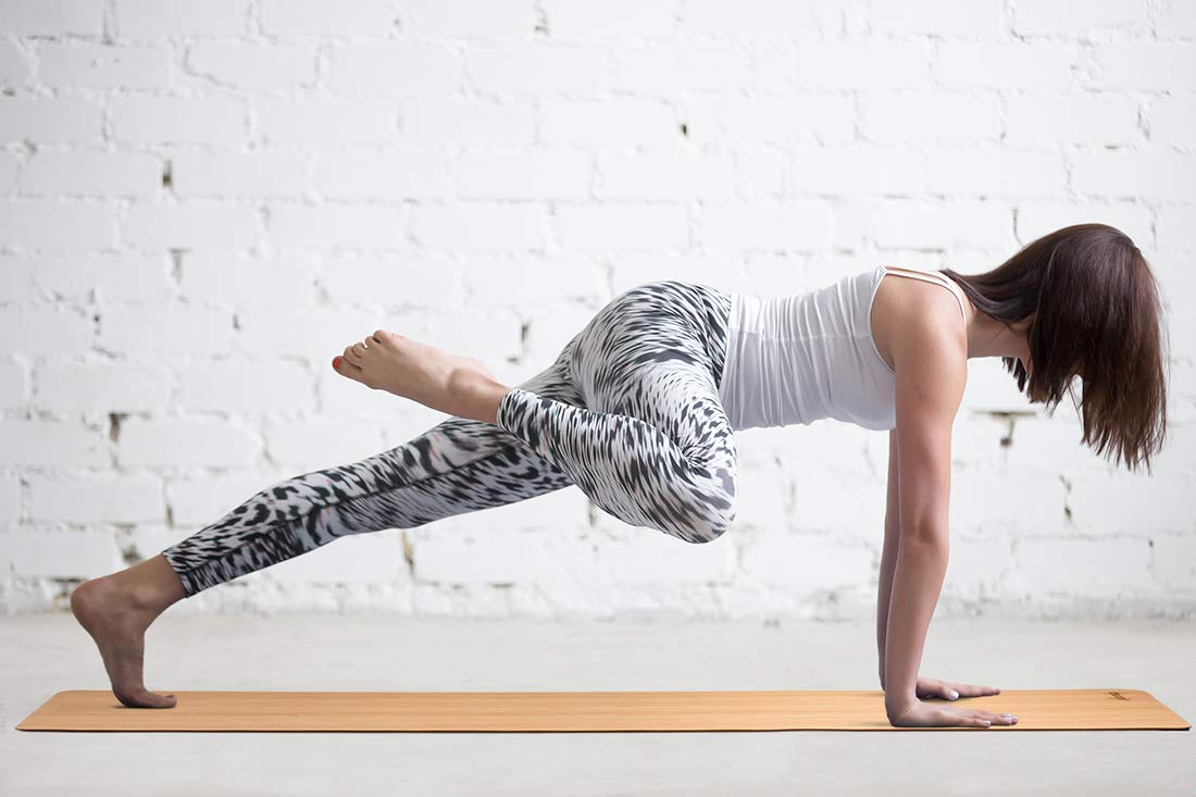 Amazon.com : AIMERDAY Upgrade Non Slip Hot Yoga Mat Eco ...