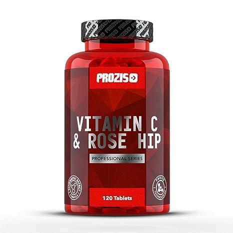 Prozis Vitamina C - 120 Tabletas