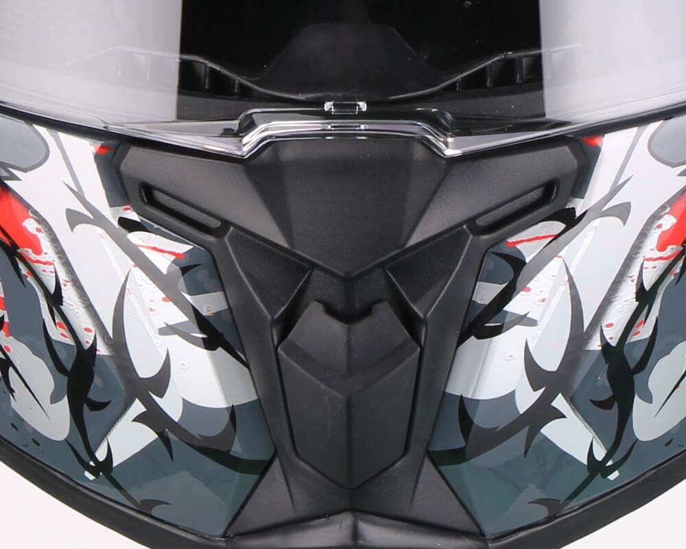 Casque int/égral VALENCIA XS CGM noir opaque 53-54cm
