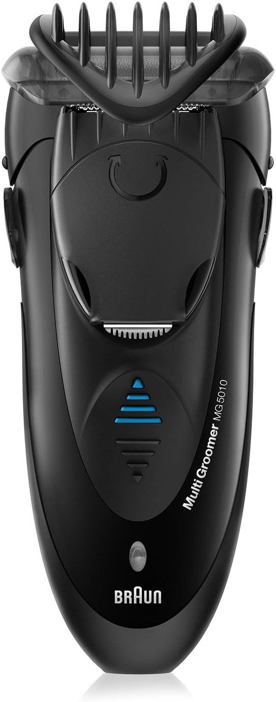 Braun MG 5010 afeitadora eléctrica recargable Braun multigroomer: Amazon.es: Salud y cuidado personal